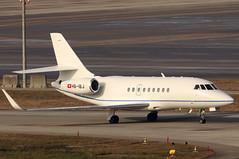 HB-IBJ (GH@BHD) Tags: hbibj dassault falcon falcon2000 falcon2000lx cataviation zrh lszh zurichairport zurich bizjet corporate executive aircraft aviation