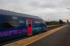 Hull Trains 802302 (Mike McNiven) Tags: hulltrains hull londonkingscross london kingscross brough iet intercityexpress train hitachi dmu diesel emu electric multipleunit bimode