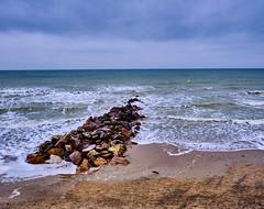 Bord de mer sur la côte d'opale (2)
