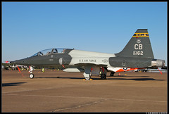 68-8162_50th FTS (Scramble4_Imaging) Tags: northrop t38 t38c talon jet trainer usaf usairforce unitedstatesairforce aetc training pilot military aviation airplane aircraft columbus