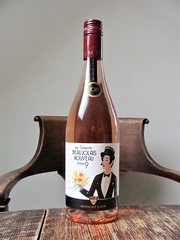 Mommessin Beaujolais Nouveau Rosé (knightbefore_99) Tags: vin vino bottle wine awesome great tasty best french france beaujolais nouveau 2019 classe9 lesconscrits mommessin pink rosé