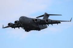 USAF 10-0223 BFS 09/10/19 (ethana23) Tags: planes planespotting aviation avgeek aircraft aeroplane airplane boeing c17 globemaster usaf usairforce military