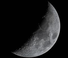 Moon (Amanclos) Tags: moon lune astronomy astrophotography astronomie astonomy astro astrophotograpy astrophotrographie celestron celestronnexstar8se nexstar canon canoneos5dmarkiii