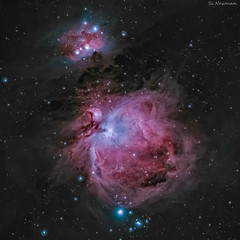 Orion 2020 (simarknewman) Tags: astrophotography nebula space fornax canon dslr astronomy astro orion