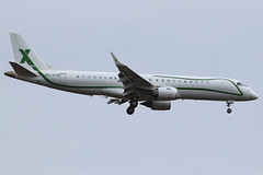 9H-FAB | Embraer Lineage 1000 | AIR X Charter (cv880m) Tags: newyork jfk kjfk kennedy johnfkennedy aviation airliner aircraft airplane jetliner airport spotting planespotting bizjet 9hfab embraer erj e90 lineage lineage1000 airx charter malta