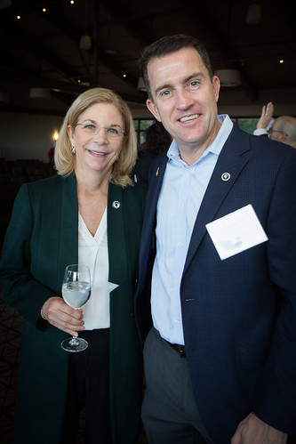 President's Alumni Welcome in the Bay Area, January 2020