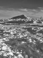P1010077-Edit (n_kot) Tags: karpacz landscape bw czb czarnobiałe krajobraz trekking winter wycieczka zima śnieżka śnieg