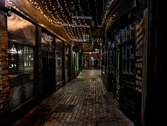 Let's take a walk down memory lane (Trigger1980) Tags: brighton hove z50 nikon nite night west sussex nikonz50 lane street footpath shops alley people shoppers signs shopping walking streetphotographer