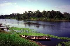 Boats on Río Samiriya (yhila) Tags: boat river nauta loreto perú amazon
