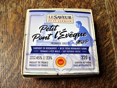 Petit Pont L'Evêque (knightbefore_99) Tags: cheese fromage queso tasty import box awesome art best milk fantastic great petit pont levêque french france normandy saveur soft