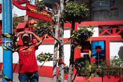 * (Sakulchai Sikitikul) Tags: street snap streetphotography summicron songkhla sony 35mm leica thailand hatyai red