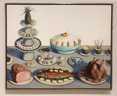 Wayne Thiebaud (rocor) Tags: waynethiebaud buffet sfmoma
