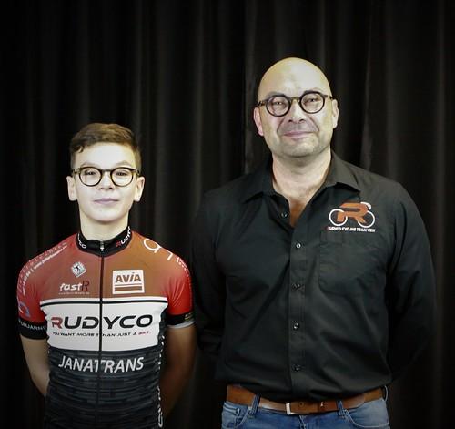 Baeck Rudi en Lowie