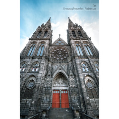 Clermot-Ferrand Cathedral