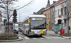 A 2416 287 (brossel 8260) Tags: belgique bus delijn brabant