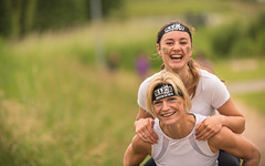 Big smiles. (Alex-de-Haas) Tags: 70200mm d5 dutch dutchies europa europe haarlemmermeer holland hoofddorp majorobstaclerun majorobstaclerunfamilyedition nederland nederlands netherlands nikkor nikkor70200mm nikon nikond5 noordholland ocr toolenburgerplas bootcamp candid child children dirt dirty endurance evenement event familie family fit fitdutchies fitness fun hardlopen kid kids kind kinderen mensen modder mud obstacle obstaclecourserace obstaclecourserun obstacleracing obstaclerun obstakel people race racing recreatie recreation run runner runners running sport sportief sportiviteit sporty summer team teamspirit teamgeest vies zomer