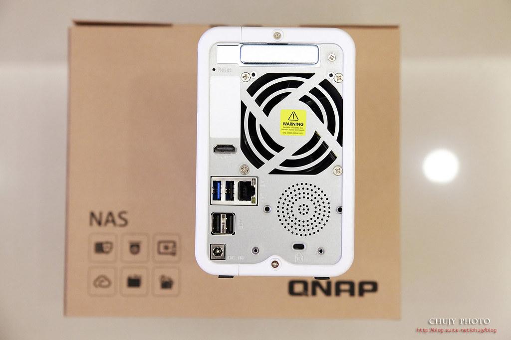 (chujy) QNAP TS-251D 斜槓的NAS:資料備份,影音享受的多重服務 - 23