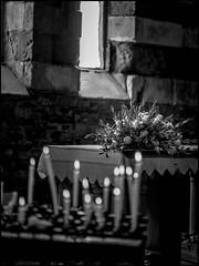 Altar (GColoPhotographer) Tags: bw sanpietro bianconero architechture blackandwhite liguria portovenere church faith lowkey