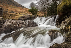 Wasdale (99damo) Tags: cumbria cold d810 fells grass sky district morning nikon water wasdale winter nether wastwater beck river rocks flow sigma kase