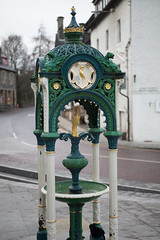 Photo of 'The Square' Water Fountain, Aberfeldy