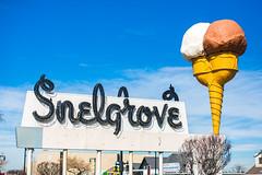 Snelgrove Ice Cream (Thomas Hawk) Tags: america slc saltlakecity snelgrove snelgroveicecream usa unitedstates unitedstatesofamerica utah icecream icecreamcone neon neonsign fav10 fav25