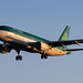 London Heathrow Airport: Aer Lingus (EI / EIN) |  Airbus A320-214 A320 | EI-EDP | MSN 3781
