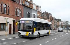 A 2291 820 (brossel 8260) Tags: belgique bus delijn brabant