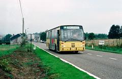 4 722 25 (brossel 8260) Tags: belgique bus sncv tec namur luxembourg