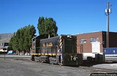 The 2:30 Drag (jamesbelmont) Tags: riogrande drgw emd sd1200 switcher 230drag saltlakecity utah train railroad railway locomotive