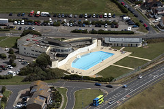 Saltdean Lido in Brighton & Hove - East Sussex aerial image (John D Fielding) Tags: saltdean sussex lido artdeco swimmingpool communityinterestcompany eastsussex swim above aerial nikon d810 hires highresolution hirez highdefinition hidef britainfromtheair britainfromabove skyview aerialimage aerialphotography aerialimagesuk aerialview viewfromplane aerialengland britain johnfieldingaerialimages fullformat johnfieldingaerialimage johnfielding fromtheair fromthesky flyingover fullframe cidessus antenne hauterésolution hautedéfinition vueaérienne imageaérienne photographieaérienne drone vuedavion delair birdseyeview british english