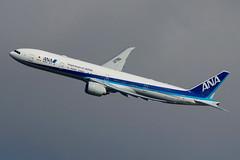 JA798A | Boeing 777-300ER | All Nippon Airways - ANA (cv880m) Tags: newyork jfk kjfk kennedy johnfkennedy aviation airliner airline aircraft airplane jetliner airport spotting planespotting ja798a boeing 777 773 777300 777300er ana allnipponairways japan inspirationofjapan triple7 tripleseven