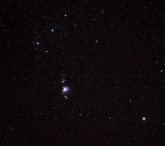 Orion Widefield (Nikon D5600 at 150mm in Fuerteventura) (under2b) Tags: stars space planets messier dso eagle nebula astronomy astrophotography telescope photography sky orion widefield dslr