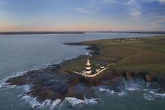 Hook Lighthouse, Wexford (Sean Hartwell Photography) Tags: hook lighthouse irishlights wexford southeast ireland sea dawn sunrise rocks atlantic ocean morning