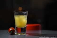 I am a daydreamer and a nightthinker (dimitra_milaiou) Tags: color colour lemon ginger honey drink food photography night greek athens greece hellas nikon d 750 d750 dimitra milaiou kitchen drinking red yellow black europe lovely nonalcoholic lights light glass 2470mm f28