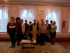 01/02/2020 - Освящение детского сада в Еремичах