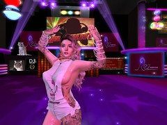 Party at AEG 3 (Lilly Cicaskes) Tags: dance hot party awesomesexy babe gorgeous adorable girl playgirl playboy music dj club house techno firestormsecondlifesecondliferegionrezsecondlifeparcelaegrezmusicclubdanceanimationsdjjobsadvertisingsecondlifex60secondlifey121secondlifez701
