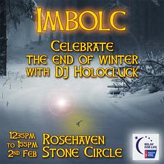 Sunday: Imbolc Celebration