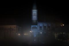 A foggy night in Edam (NL) (Luca Livio) Tags: fujix100f night nl citycenter city foggy fog holland netherlands edam