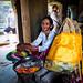 Angkor Wat souvenirs seller