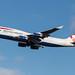 EGLL - Boeing 747 - British Airways G-CIVS