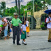 School crossing attendant