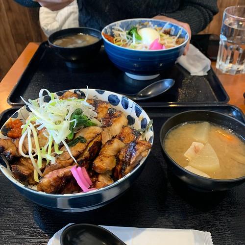 ぶた丼とパンのお店 Bamboo(バンブー)おいしさの秘密ぶた丼でランチ!