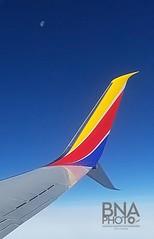 N8561Z (Glen Novitsky) Tags: wn southwest airlines kbna kfll flap2020 boeing b738 737800 winglet fllflyer