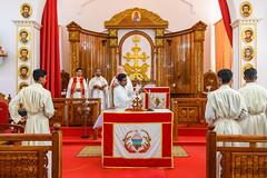 India - Kerala - Church - 2668 (Peter Goll thx for +14.000.000 views) Tags: d850 ourladyofdolourschurch church kainady nikkor28300 28300mm reise indien catholic india nikond850 katholich changanachery kerala nikkor 2019 gottesdienst travel kavalam changanacherry