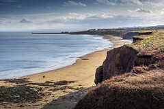 Seaham Beach, Co Durham (DM Allan) Tags: seaham harbour durhamheritagecoast coast beach seaside lighthouse north york moors landscape