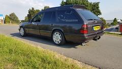 mercedes 300td van 1993 w124 vt90kg grijs kenteken (henkjansen30) Tags: mercedes w124 300td vt90kg adm amsterdam restauratie grijs kenteken