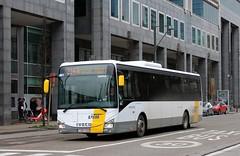 669014 214 (2) (brossel 8260) Tags: bus belgique brabant delijn prives dehauwere