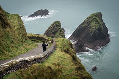 Heading down to Dunquin (Pat Kelleher) Tags: wildatlanticway dunquin landcape discoverireland ireland irlanda