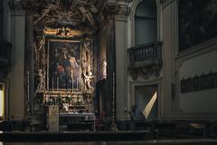 pray for us (bob_52) Tags: roma chiesa santa maria annunziata borgo