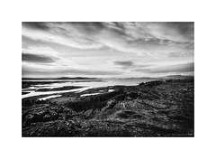 Amazing Iceland - Thingvellir National Park VII (Passie13(Ines van Megen-Thijssen)) Tags: ijsland iceland island thingvellirnationalpark blackandwhite bw sw zw zwartwit monochroom monochrome monochrom canon inesvanmegen inesvanmegenthijssen fineart